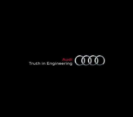 Audi Truth In Engineering Audi Engineering Truth