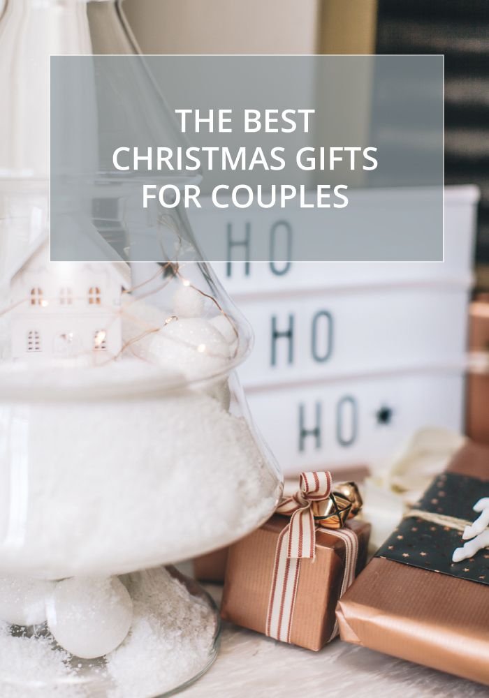 Ten Gift Ideas For Couples Christmas Gifts For Couples Couple