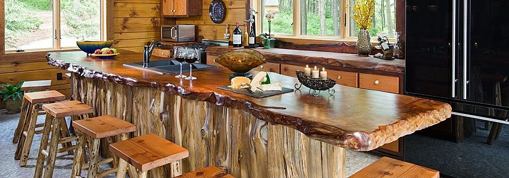 399 Kitchen Island Ideas For 2018 Rustic BedWood CountertopsCustom