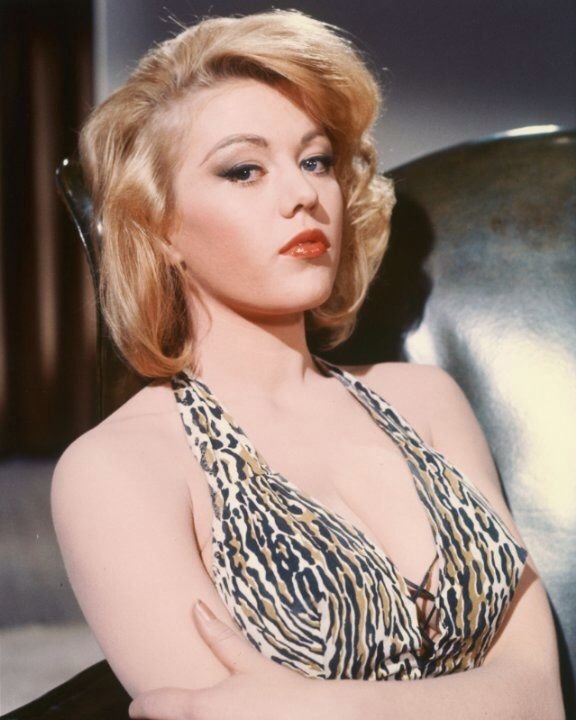 Margaret Nolan as Dink (Goldfinger, 1964)