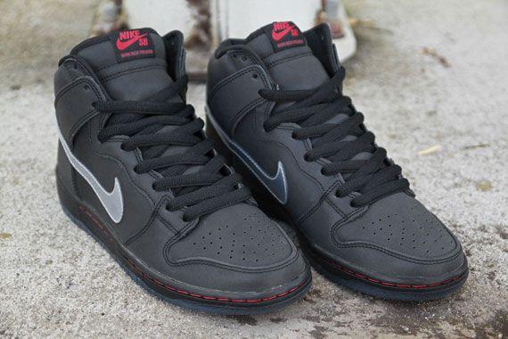 Nike SB Dunk High Premium - \