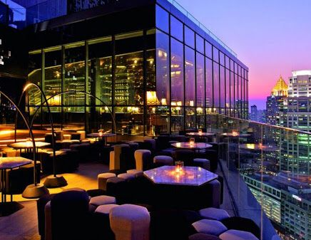 Sofitel hotel Bangkok