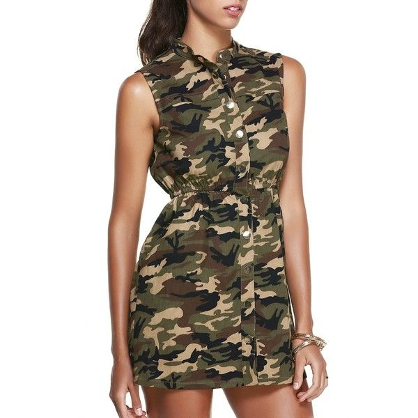 34+ Women camo dress info