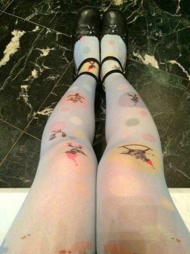 #stocking #pantyhose #tights (usagialiceyui)