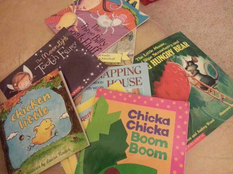 #scholastic books for preschoolers