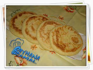 Cuisine Rayhana Kamal: Mkhamar ou batbout