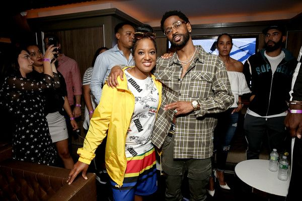 Rapsody Photos - Rapsody and Big Sean attend the PUMA Basketball launch  party at 40 40 Club on June 20 58d03ae4a