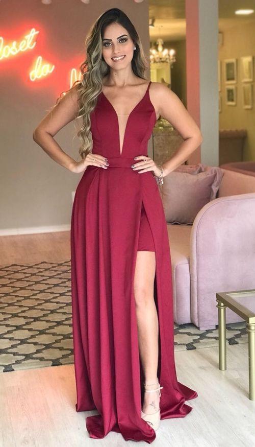 thed67d vestidos longos simples e bonitos vestidos vestidos