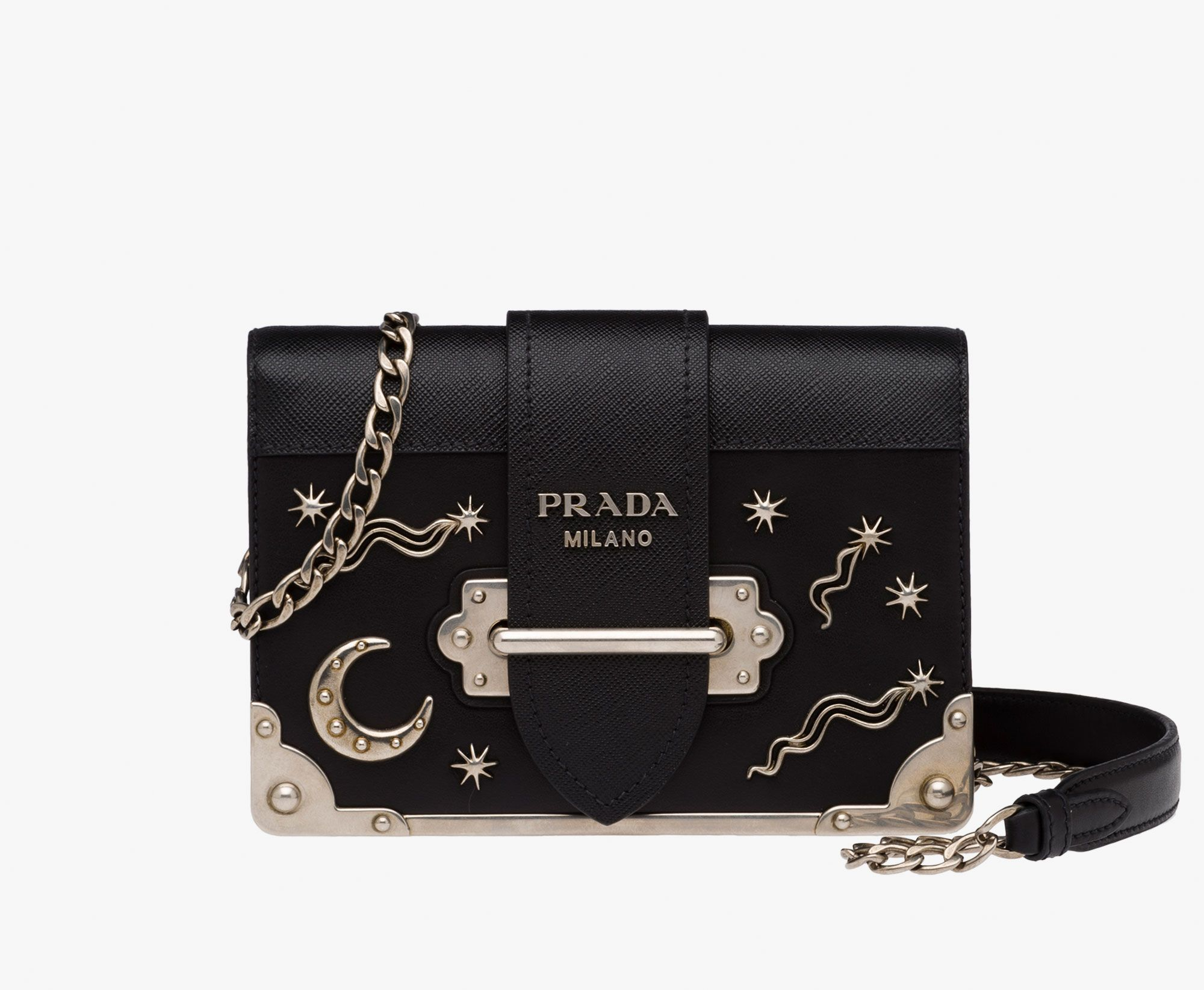 Prada Small Cahier Astrology Bag