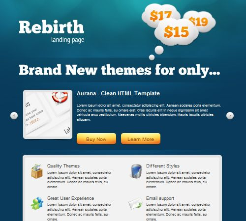 Landing Page Sample AxCeph Pinterest - Sample landing page template
