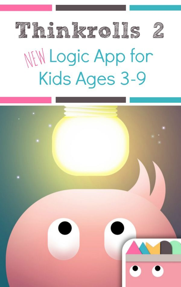 Awesome New App For Kids Thinkrolls 2 Educational Apps For Kids
