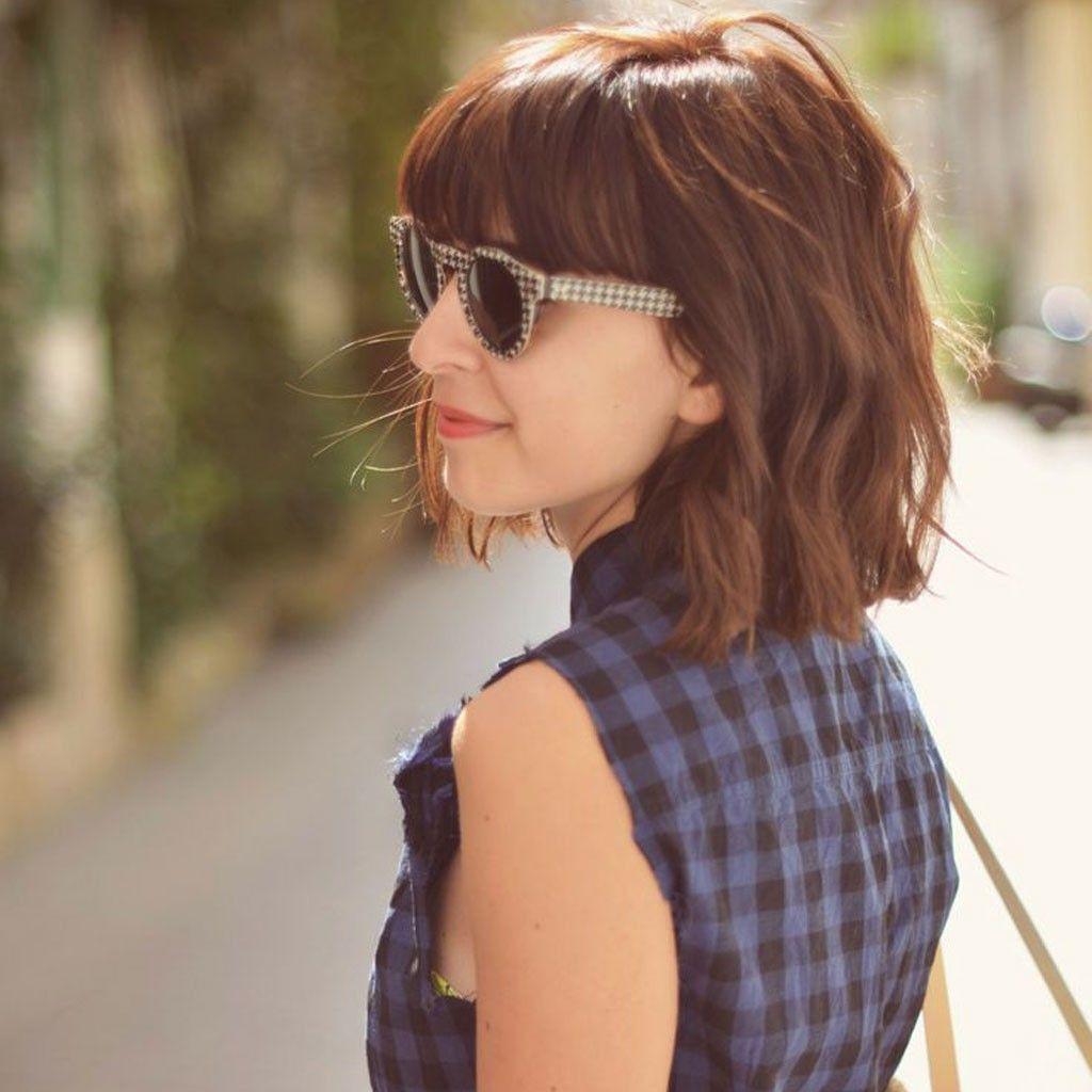 Cheveux wavy les 30 plus belles coiffures wavy sur Pinterest