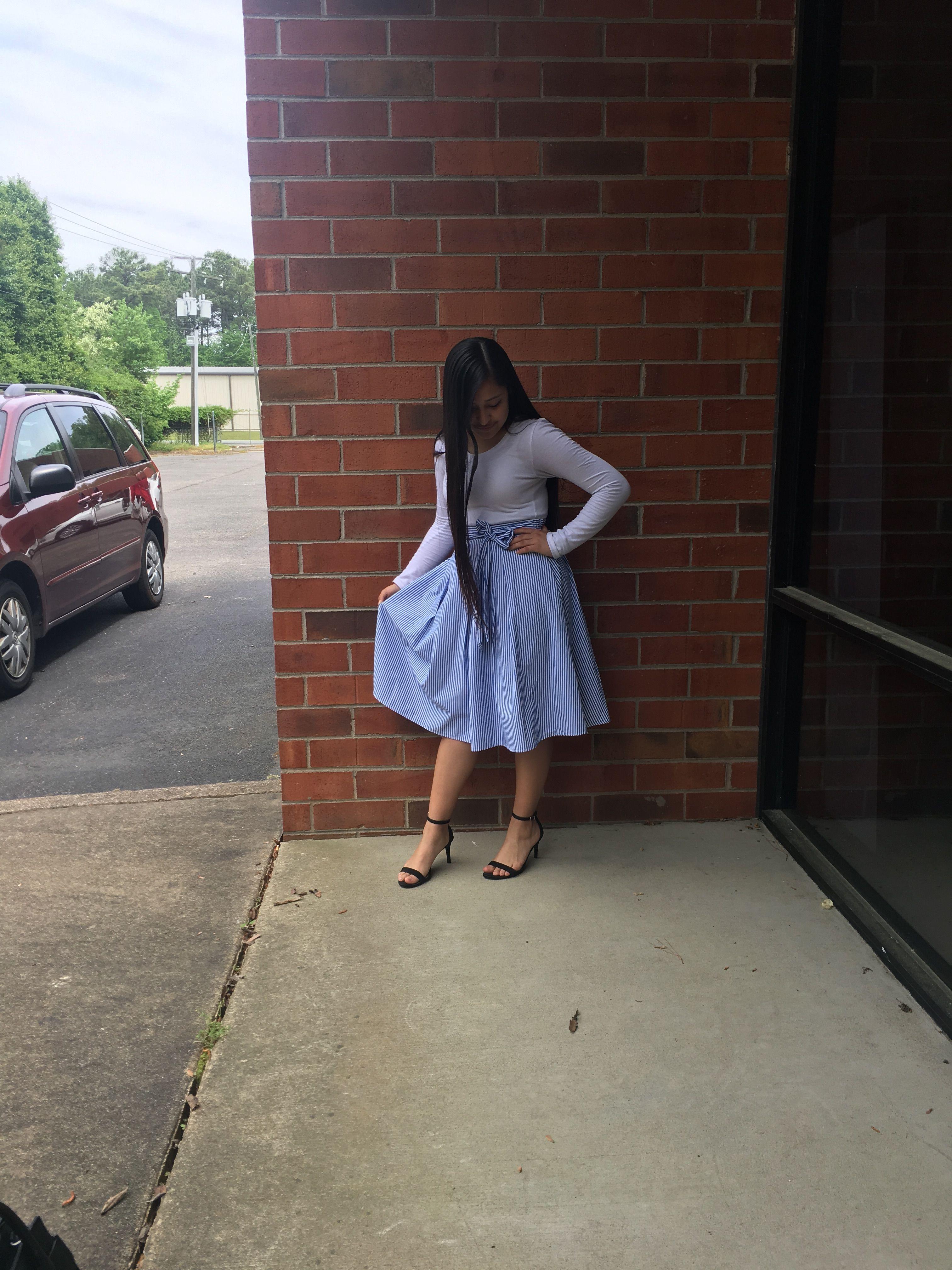 modestfashion ❤️  Dresses for teens, Church dresses, Teenage