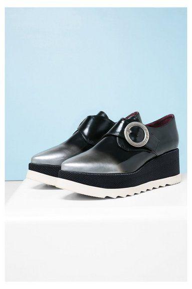Chaussures En Haillons Noir Pour Les Femmes E5W72Xb