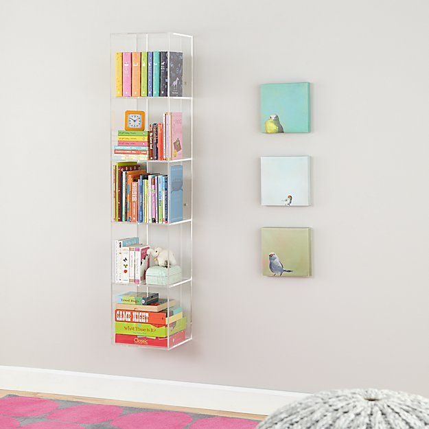 Acrylic Shelf Bookcase Reviews Crate And Barrel Acrylic Shelf Acrylic Bookcase Acrylic Bookshelf