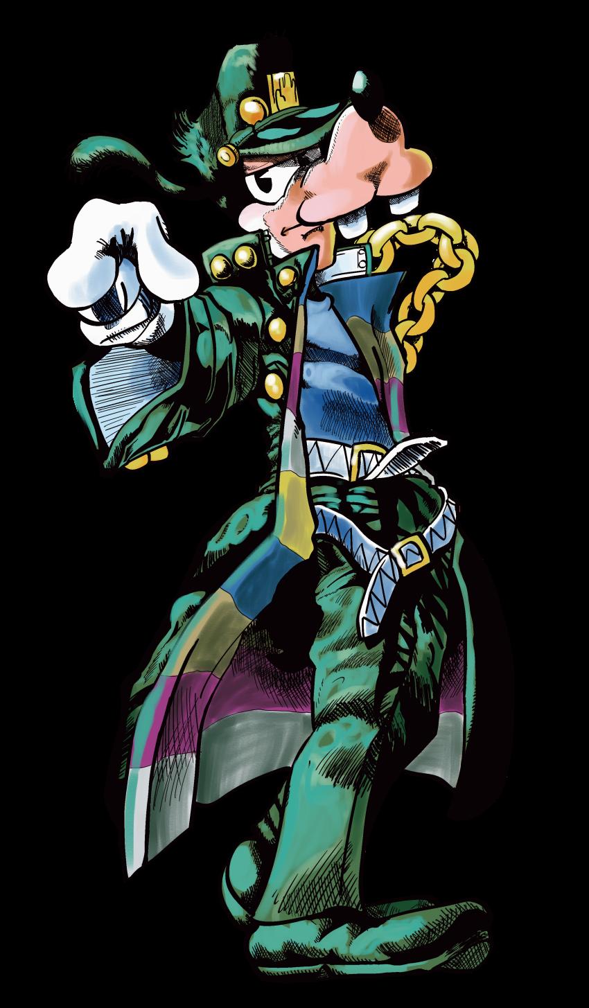 Anime Picture Search Engine 1boy Absurdres Disney Gloves Goofy Hat Highres Jojo No Kimyou Na Bo Jojo Bizarre Jojo S Bizarre Adventure Jojo Bizzare Adventure