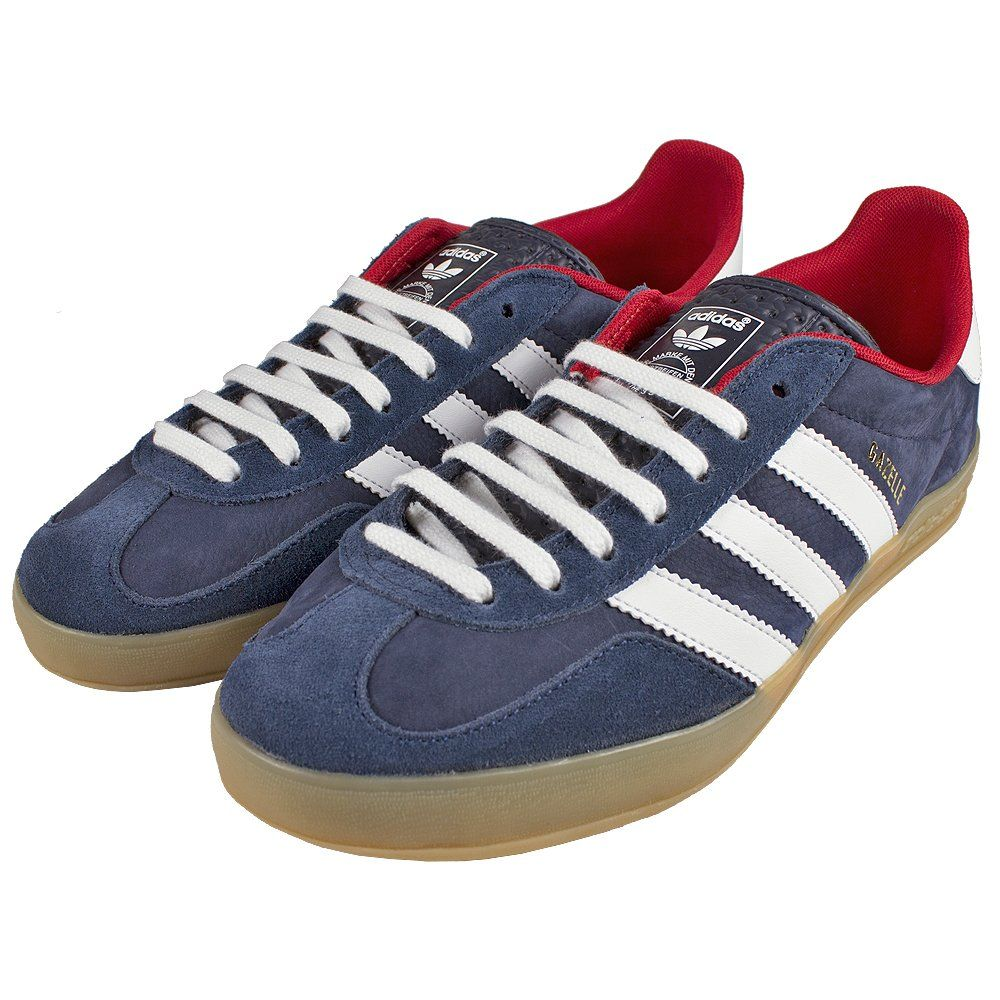 Adidas Originals Gazelle Indoor Trainers Blue fawdingtonbmw
