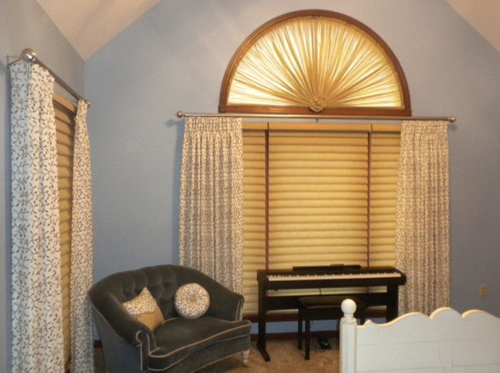 Sunburst Window Treatment