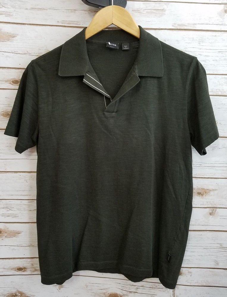 773c8c6f0 Hugo BOSS Paule Pro Men's Polo Shirt Short Sleeve Slim Fit 50389022 410  Navy | eBay