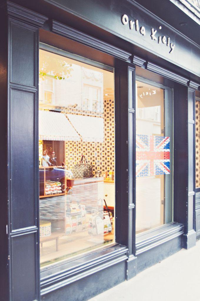 Orla Kiely | 31 Monmouth Street Covent Garden / Seven ...
