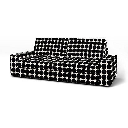 Kivik 3 seater sofa cover loose fit urban sofa covers for Chaise urban ikea