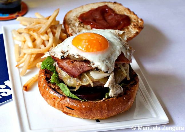 Web S Best Recipes With A Fried Egg On Top Cool Material Savoury Food Recipes Delicious Burgers
