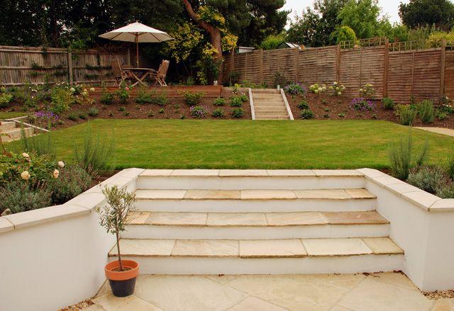 leatherhead garden design after construction lisa cox