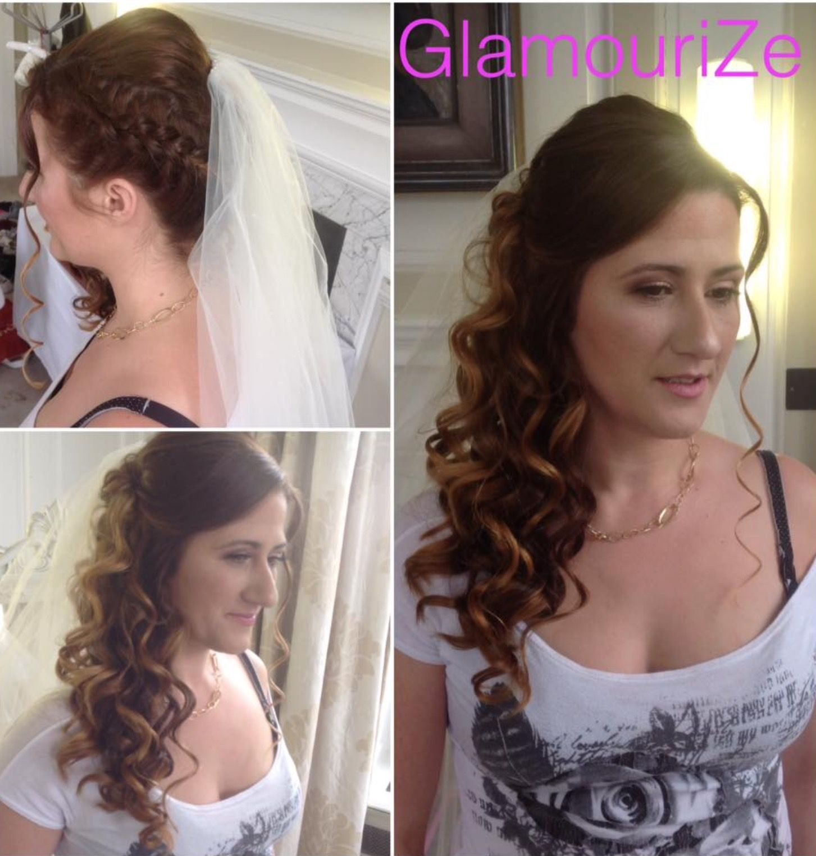 wedding   bridal hair   updo   hairup   hair   pinterest   bridal