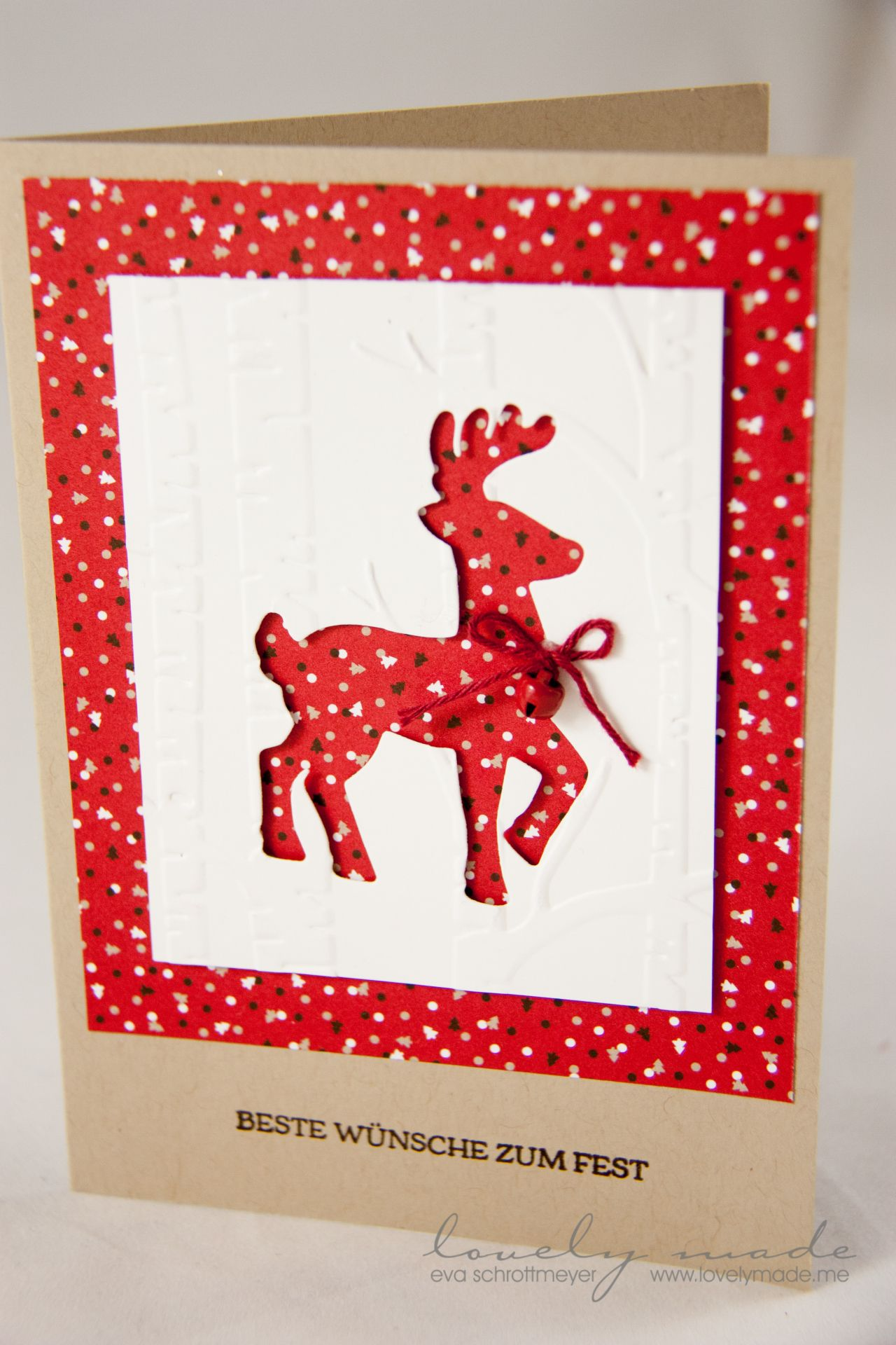 stampin' up in wien  childrens christmas christmas