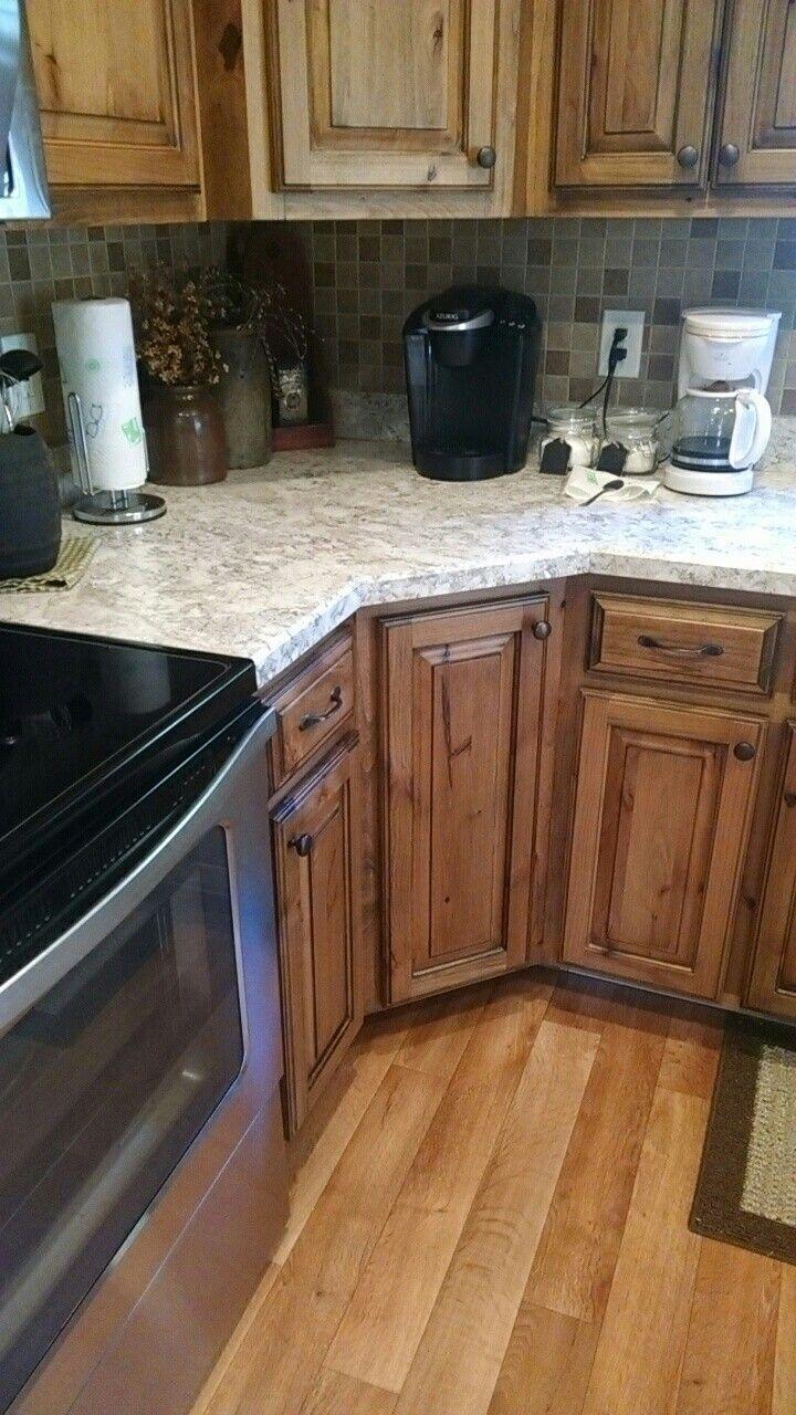 Best Kitchen Gallery: Rustic Knotty Alder Kitchen Cabi S With Black Glaze  Spring Of Grey
