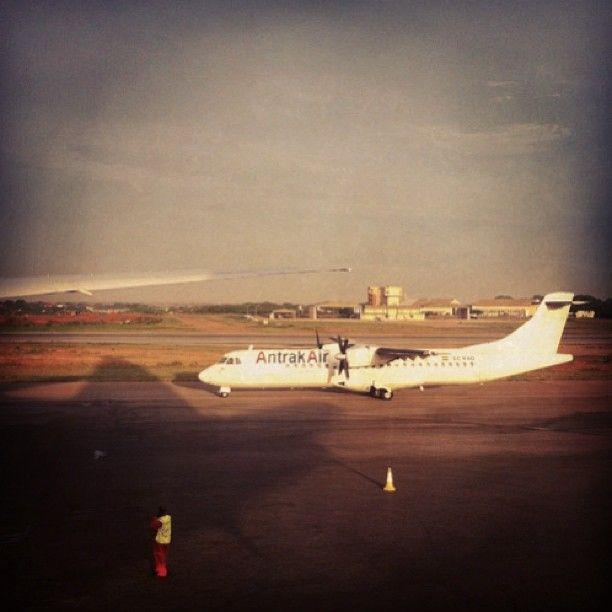 Kotoka International Airport Acc International Airport Airport Airplane View