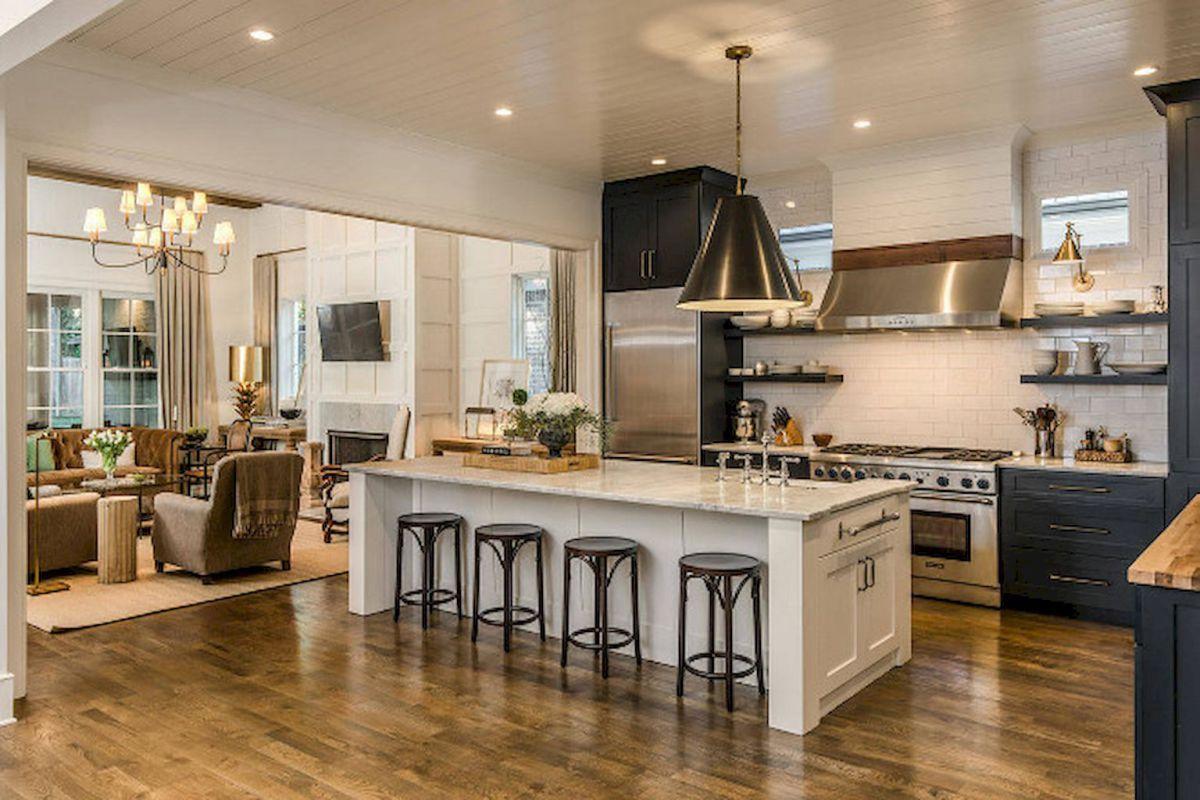 60 amazing farmhouse style living room design ideas (4 ...