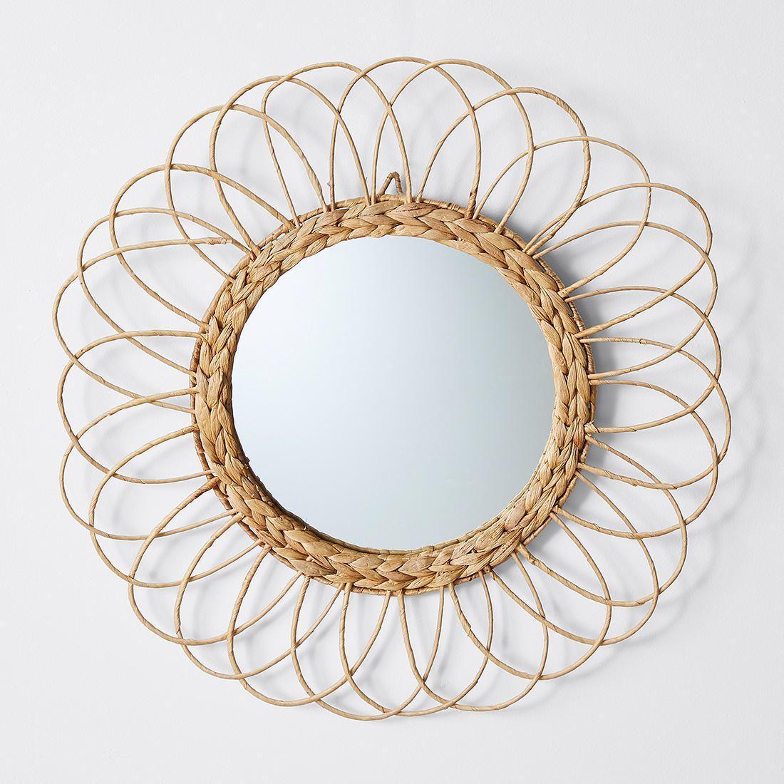 Sunflower Decorative Mirror | Dream home in 2019 | Target