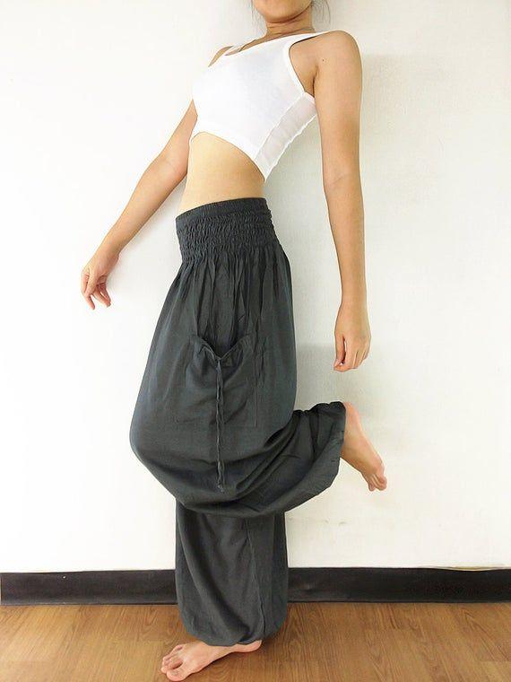 Women Harem Pants Yoga Pants Aladdin Pants Thai Pants Boho | Etsy
