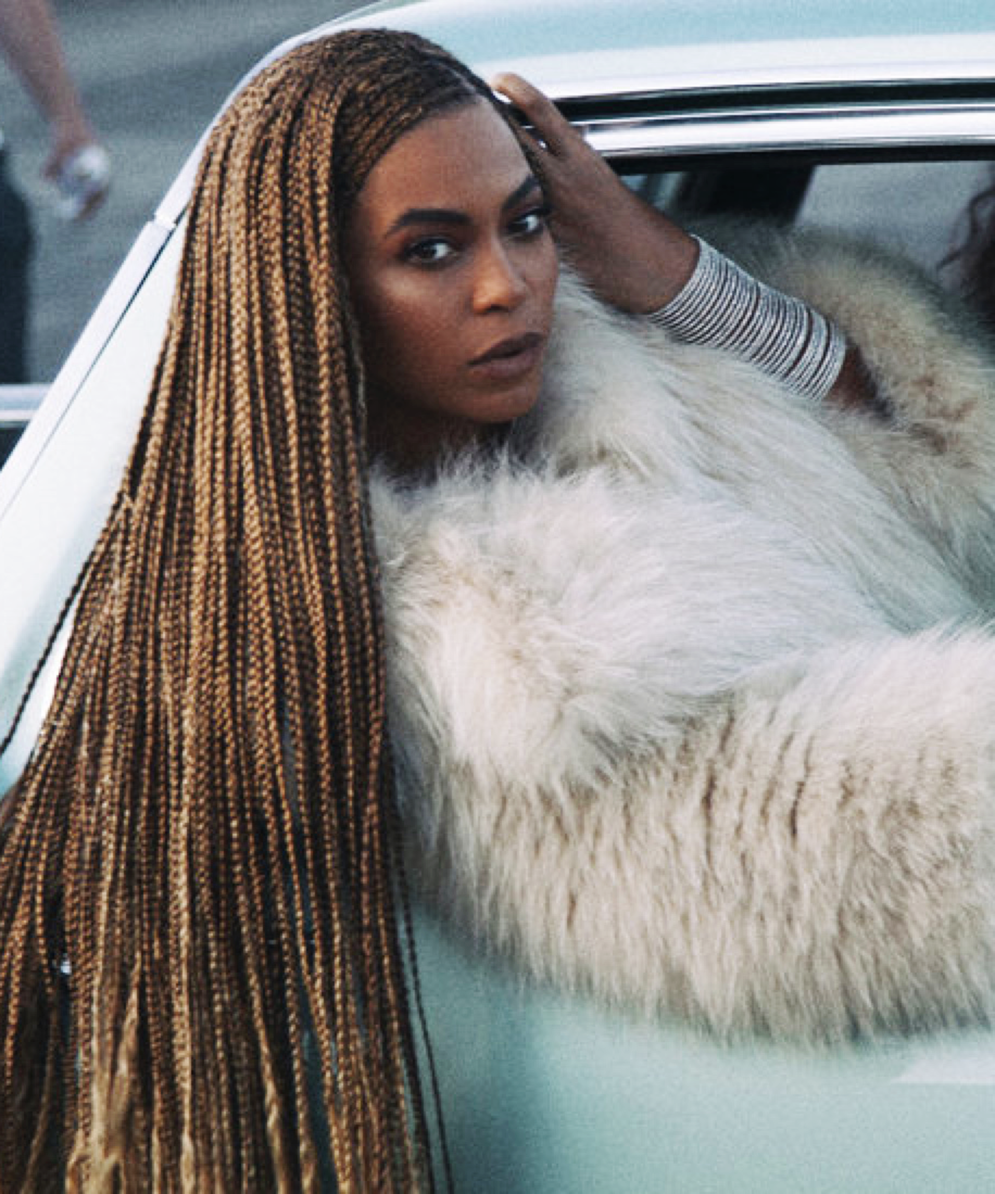19++ Coiffure beyonce tresses inspiration