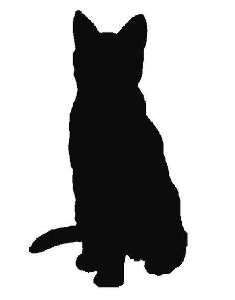 Собаки и кошки в живописи и силуэты.. Обсуждение на ...
