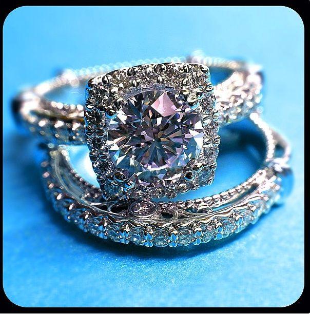 Verragio Wedding Ring Set