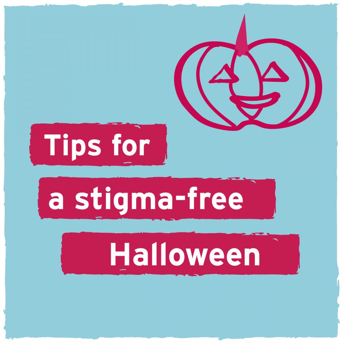 8 Tips For A Stigma Free Halloween Mental Health Pinterest