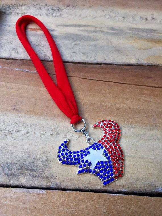 Pin by The Bada Bling Rear View Mirror Decor Charms Car Accessories ...