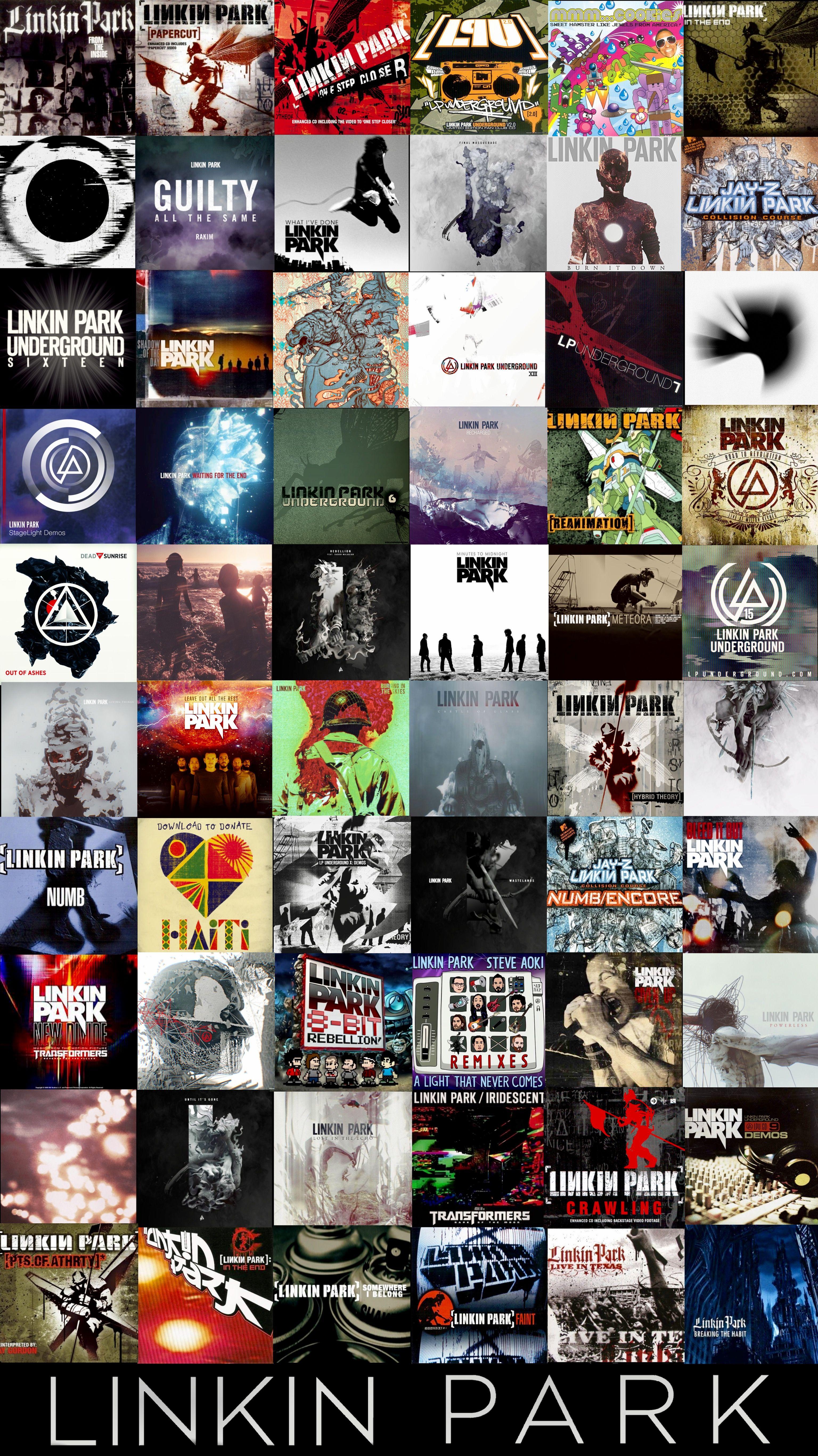 Linkin Park Album Art Linkin Park Linkin Park Chester