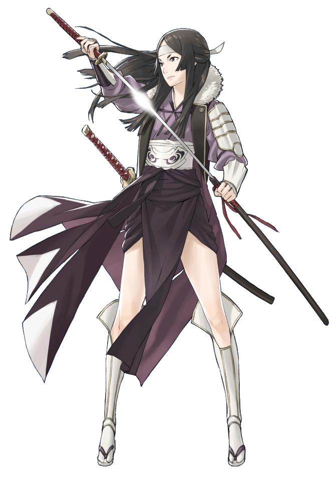 Samurai 7 Anime Characters : Anime girl otaku pinterest see best ideas