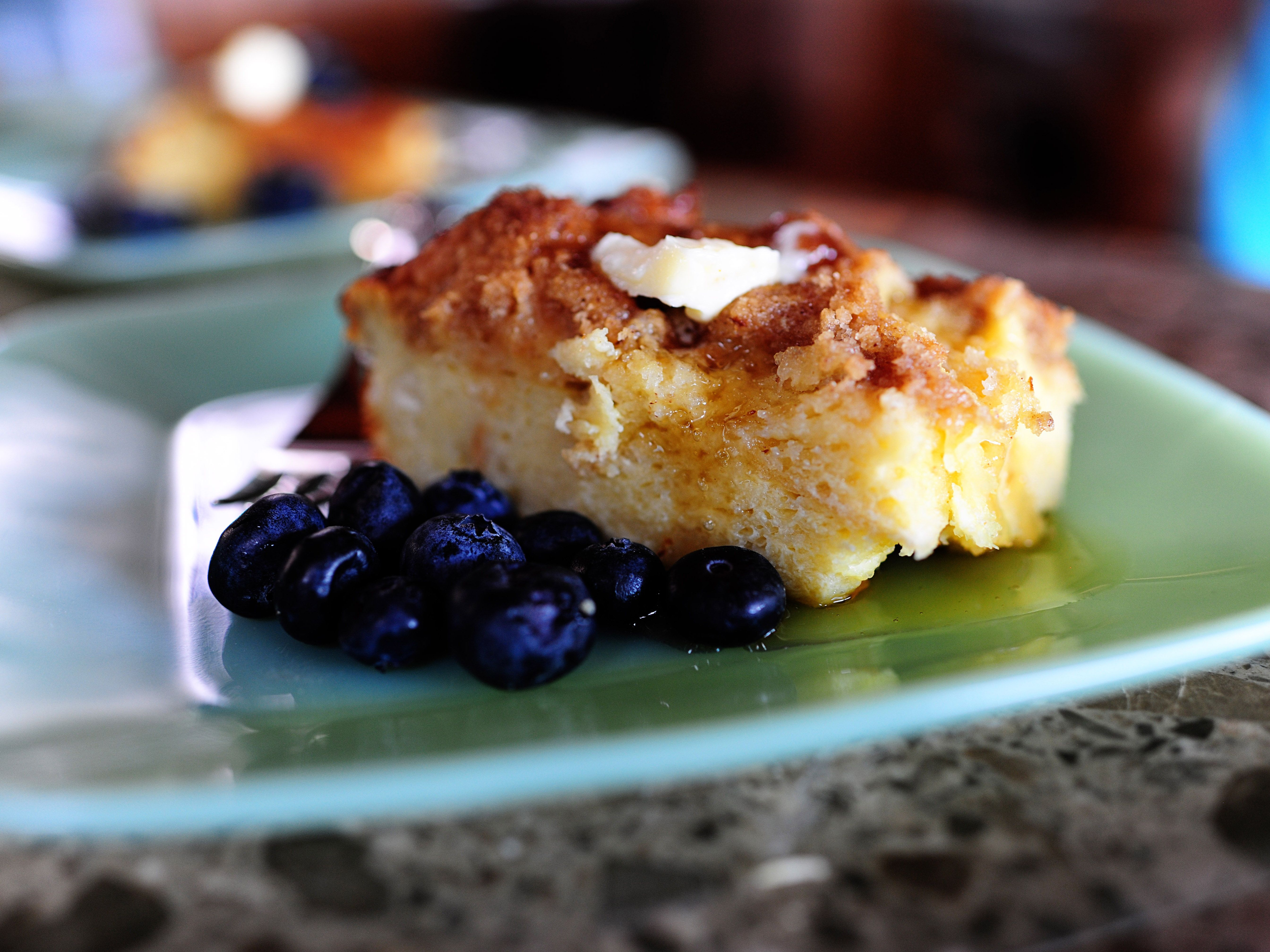 Cinnamon Baked French Toast from FoodNetwork.com