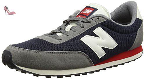New Balance NBML1978NVD095 - ML1978NV - Couleur: Marron-Bleu Marine - Pointure: 44.0 8JDTaYs