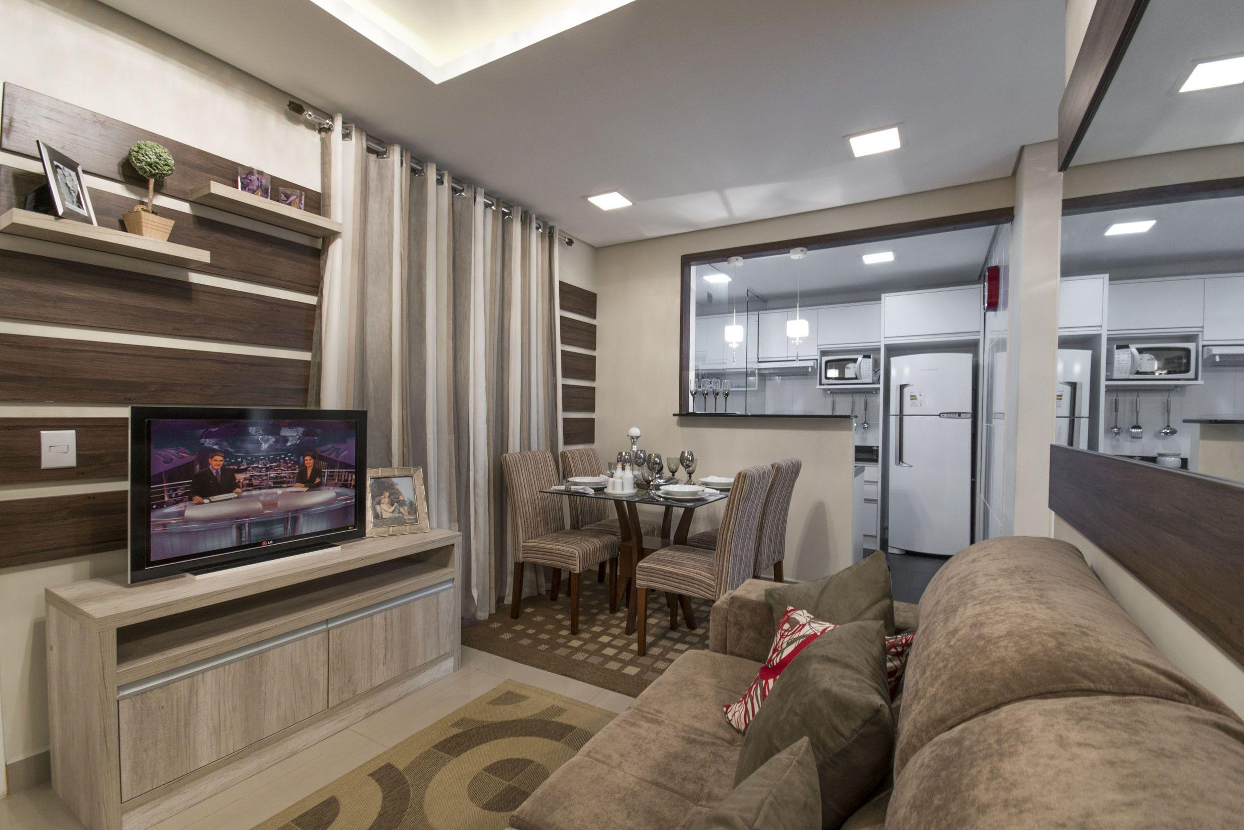 Id Ias De Como Decorar Apartamentos Da Mrv Pesquisa Google  -> Papel De Parede Sala Mrv