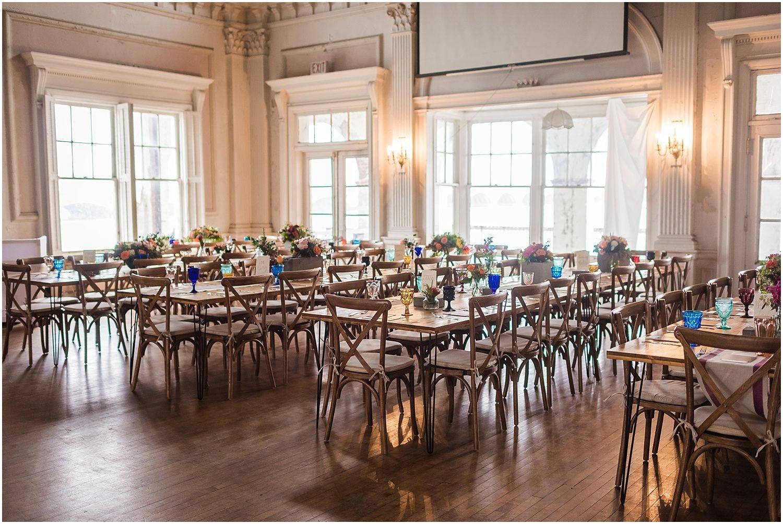 Detroit boat club wedding detroit gets married