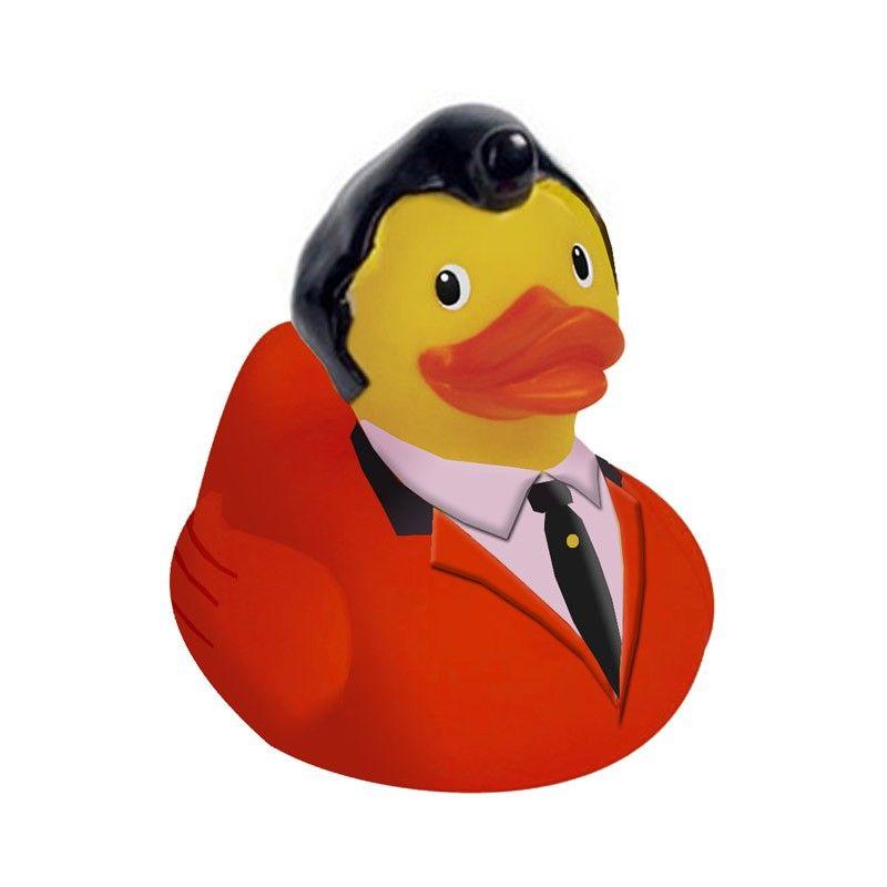 Jersey Boys Badeend Rubber Duck Rubber Ducky Duck Toy