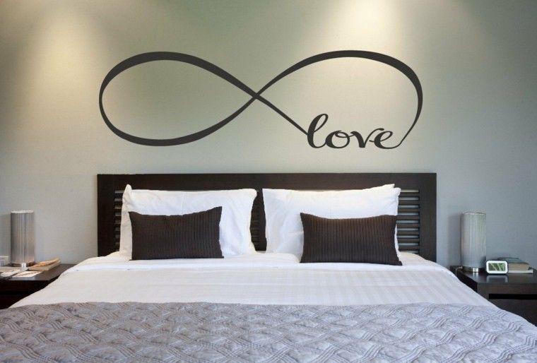 Revestimiento de paredes de dormitorios 50 ideas for Revestimiento paredes adhesivo