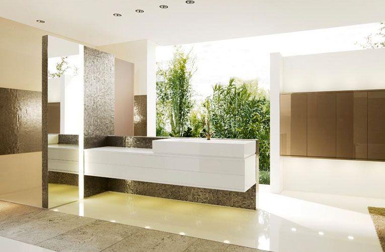 Inspiration Des Salles De Bains Zen Salle De Bain Zen Zen Et - Salle de bain ambiance zen bambou