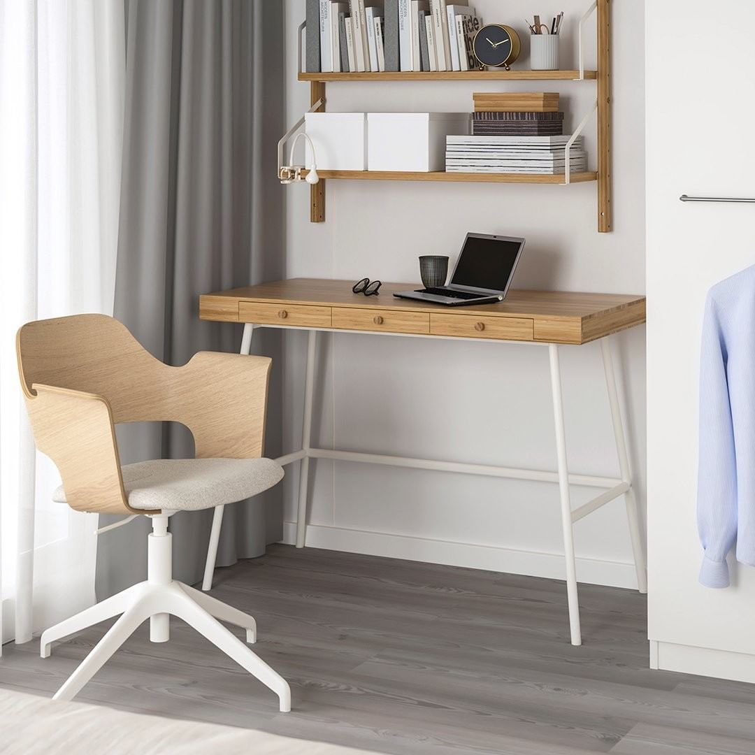 Ikea Usa On Instagram Find The Perfect Desk For All Your Back To College Space Saving Furniture Small Apartment Ideas Space Saving Small Apartment Furniture