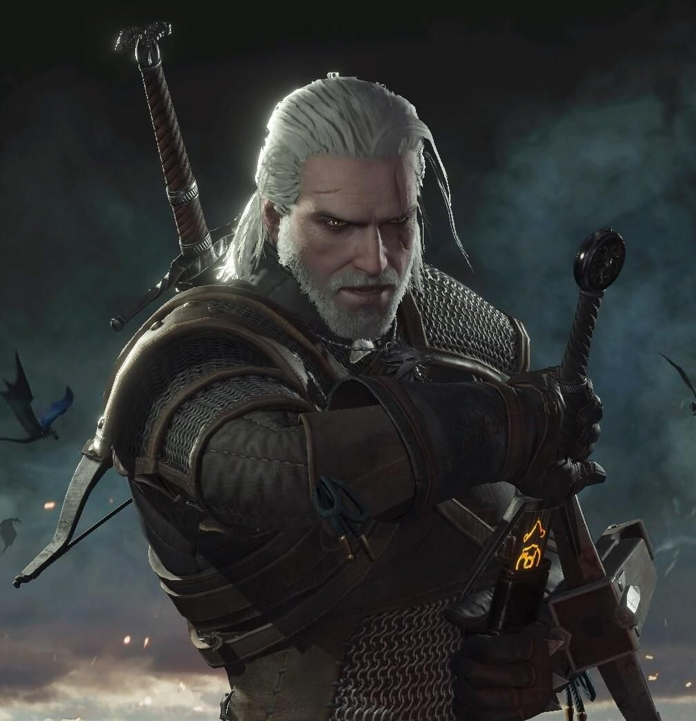 Gaming image by Justin The witcher books